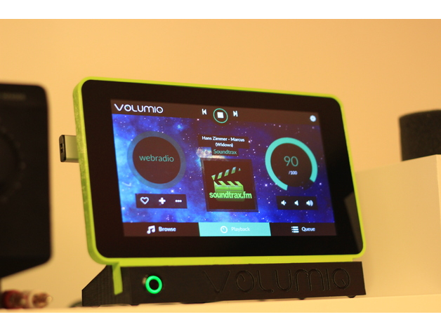 Guide For Setting Up Touchscreen Backlight Control Guides Volumio
