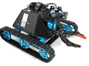 Autonomous Robotic Vehicle (Coff-E)