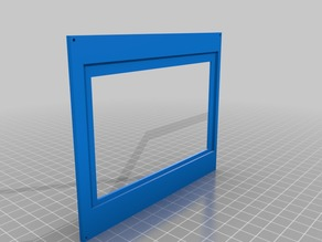 "Case for 5"" LCD panel DIY tv/monitor"