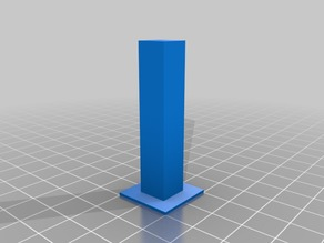 50mm Z axis calibration