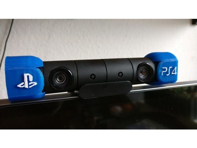 PS4 Camera Lens Cover by jopege - Thingiverse