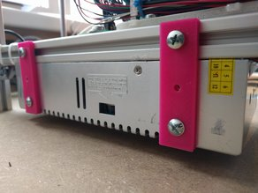 Power supply mount S-360-12