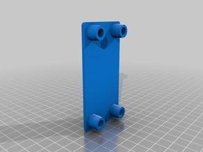 Endcap for 45/90 extrusion Corner fixings