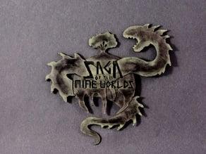 Saga of the Nine Worlds (Logo)
