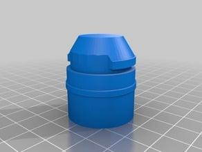 Tippmann A5 Barrel Nut Model