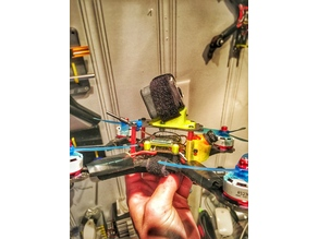XHover R5X GoPro Session Mount