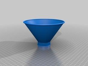 Parametric simple lamp shade