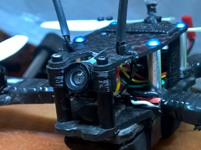 Eachine 700TVL 2.8mm 35deg mount for a RotorX Atom