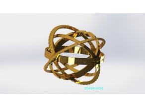Ring transformer astronomical sphere V2