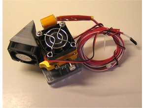 MK8 extruder with 28BYJ-48 stepper