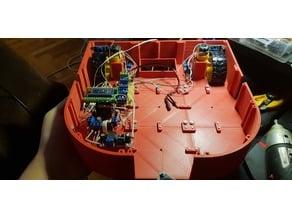 Robot vacuum cleaner - modular