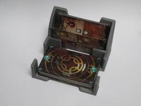 Runewars Deck Holder with Vertical Discard Pocket