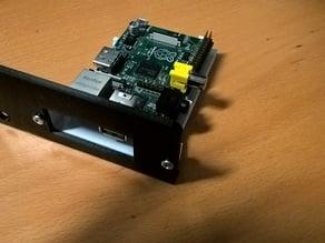 Raspberry PI - Rackmount frame