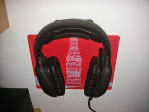 Headphone Wall Mount