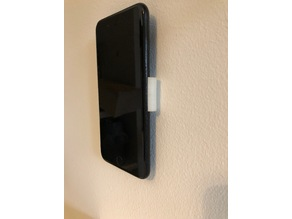 Iphone plus wall mount