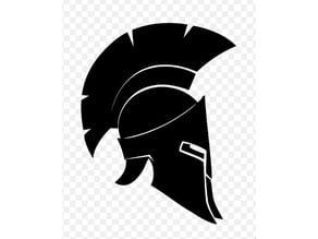spartan stencil / pochoir