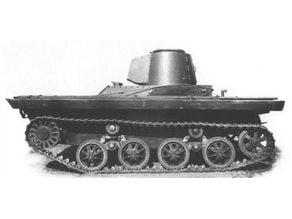 Pz.Inz. 130 - polish tank