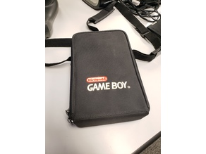 Gameboy Micro Case Insert