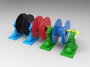 dragon filament holder