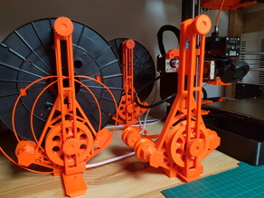 Prusa MMU2 Spool Holder