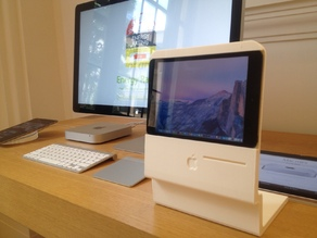 Macintosh Apple mini dock final version (Homage)