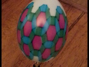 Eggbot Design - Geometric Designs - Fills & Outlines