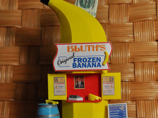 Bluth Banana Stand Piggy Bank