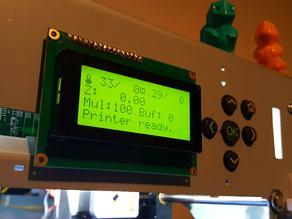 Da vinci - Complete Redesign - LCD relocate  (update: 1/3/17)