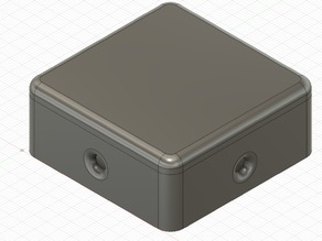 CB  Radio Bazooka Antenna Box