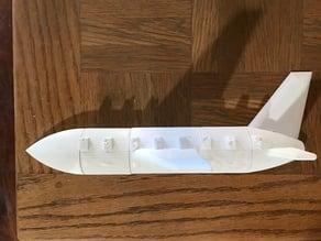 Braille airplane Remix Challenge
