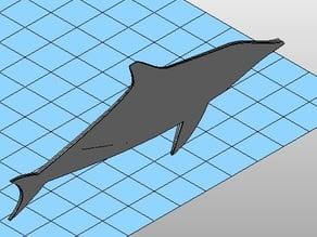 Dolphin Book Marker / Letter opener