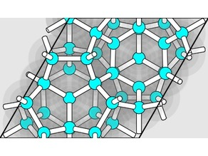 Clathrate hydrate structure type 5