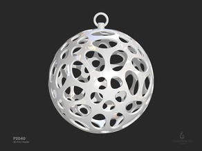 Christmas Baubles - P2040