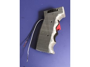 Camera Handle Pistol Grip with Trigger