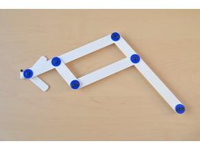 Simple Pantograph