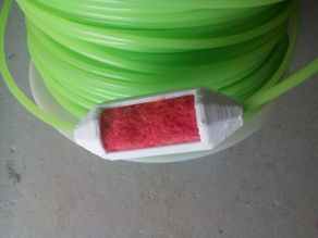 Filament dust filter
