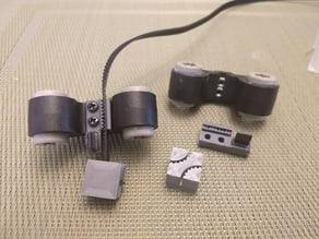 MPMD GT2 Belt Mod - Monoprice Mini Delta