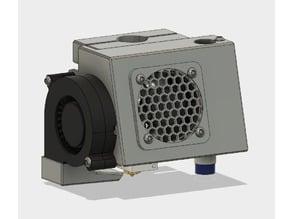 Hot End Enclosure, for Reach3D Printer