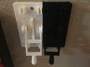 Frankenstein Light Switch - Revisited