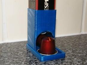 Nespresso Coffee Capsule Dispenser (parametric)