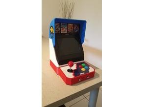 Bartop Neo Geo