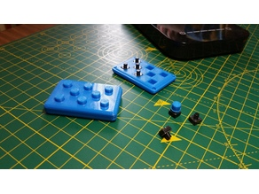 Fidget Clicker Pad