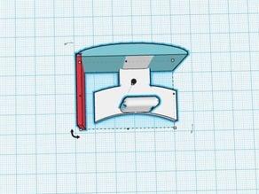 Desk Headphone Holder REMIX