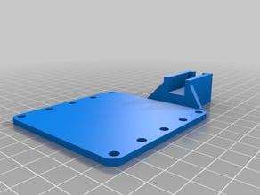Modern Robotics Core Device USB Strain Relief Plate