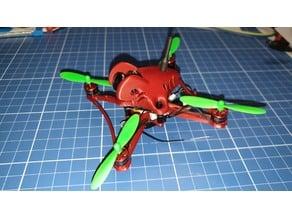 Toothpick Frame 102mm Motor 0803
