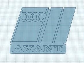 Audi Avant(Estate)