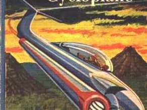 Tom Swift's  Ultrasonic Cycloplane  the Drumhawk