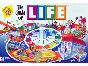 Assorted Cars for The Game of Life