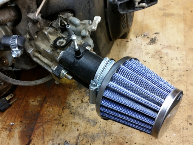 Predator 212cc Intake - Honda Clone Intake Also subaru