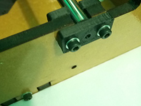 Graber I3 Y-Axis Support